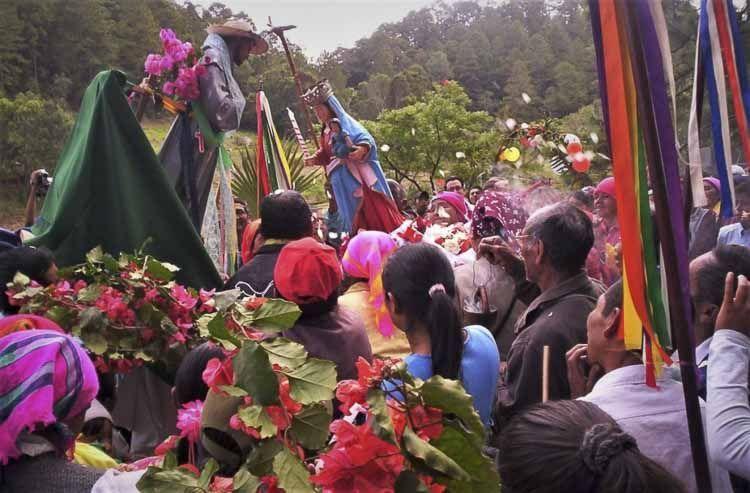 Guancasco Un ritual del Pueblo Originario Lenca - Gracias - Credito Awasqa.org