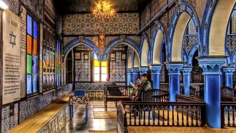 Desde Alemania hasta Georgia explora en esta nota seis de los lugares de oración judíos más bellos del mundo.