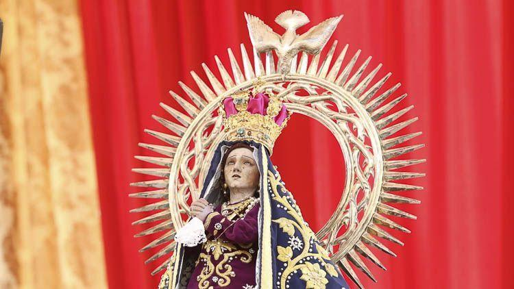 Virgen de los Dolores De Soriano