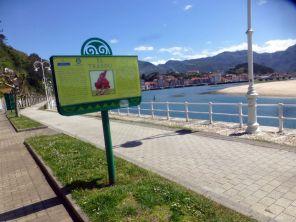 Ribadesella. Mythological Route