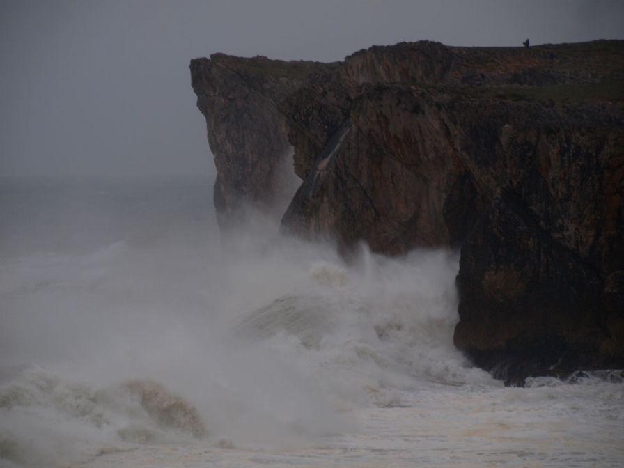 Asturian`s cliffs