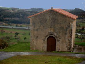 Enclave del Templo Románico de Xuncu