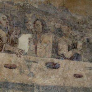 Pinturas Murales de San Salvador de Moru