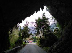 Entrada Sur Cuevona de Cueves, Ribadesella