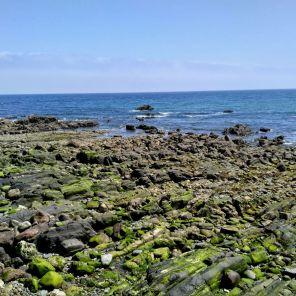 Punta El Pozu, Playa Santa marina Ribadesella
