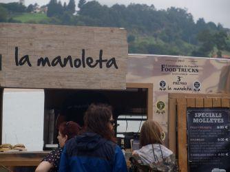 Food Trucks en Ribadesella
