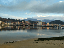 Mountain, beach and coast. Ribadesella, Asturias tourism
