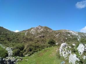 El Cerro el Tejo, Sierra del Cuera