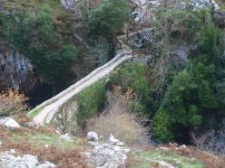 Puente La Jaya, Picos de Europa