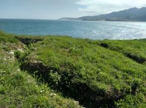 Trincheras Guerra Civil, Playa de la Isla