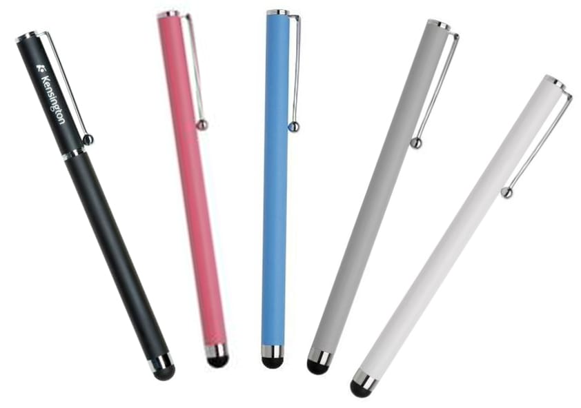 Capacitive stylus