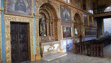 A Capela Dourada do Recife: arte e história