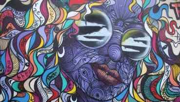 Arte urbana em Recife: criatividade e tradição popular