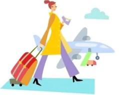 turistando roupas para viagem Dicas de viagem: Mala ou mochila?