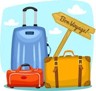 turistandoin malas Dicas de viagem: Mala ou mochila?