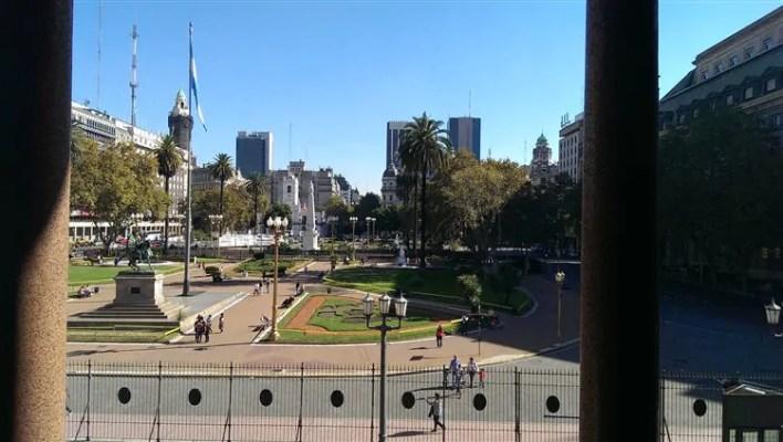 View from the Casa Rosada by Alex 708x400 23 dicas do que fazer em Buenos Aires