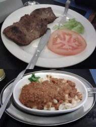 Turistandoin Uruguai Colonia del Sacramento comida 190x250 O que ver em Colonia del Sacramento no Uruguai