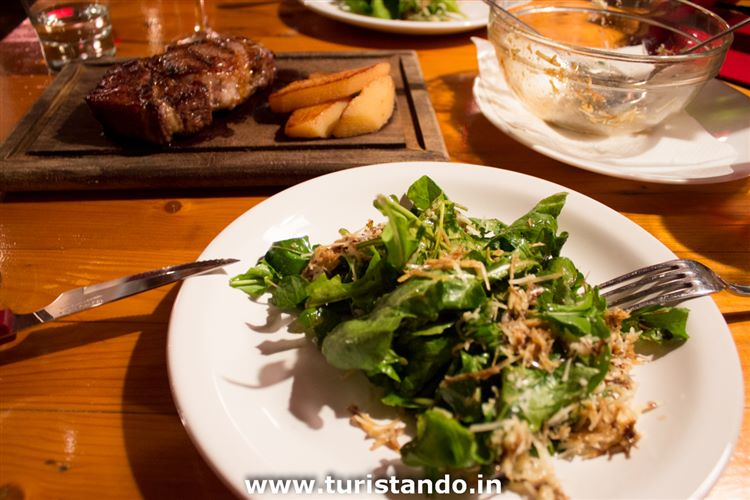 %name Jantar no Restaurante Refineria de Rosário