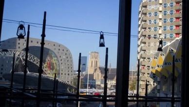 Nossa hospedagem na Holanda, em Roterdã e Amsterdã
