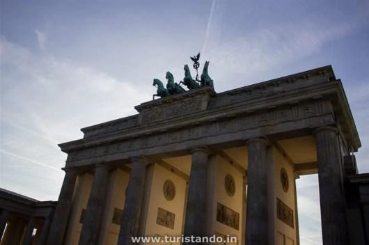 Berlim Brandemburg Gate Berlim em 1 dia