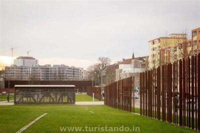 Berlim 20dic2015 13 1 Memorial do Muro de Berlim na Bernauer Straße (Gedenkstätte Berliner Mauer)