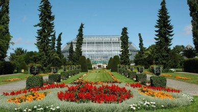 O Jardim Botânico de Berlim