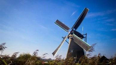 turismo na Holanda