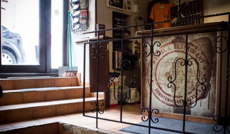 Hostel Downtown Backpacker's em Bratislava