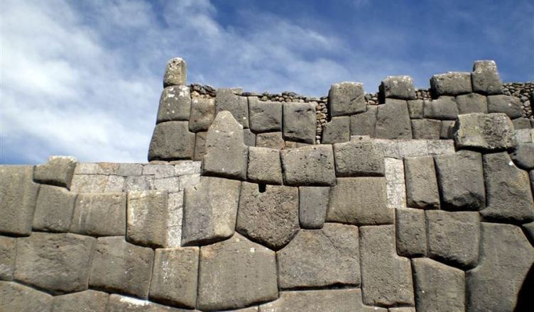 ruínas de Cuzco