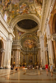 chiesa di santo ignazio 35 atrações para você visitar na parte central de Roma (Roma Barroca)