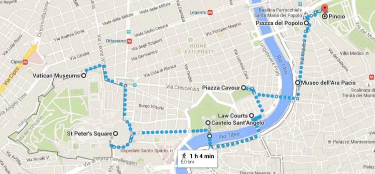 roma e vaticano Super Guia Roma: Roteiro com 67 atrações imperdíveis