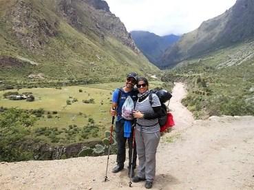 %name A Trilha Inca de 4 dias para Machu Pichu