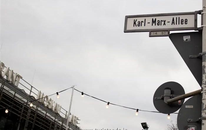 Top ruas de Berlim