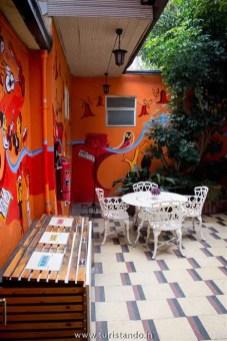 %name Onde se hospedar em Santiago: Hostal Providencia