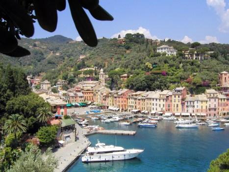 portofino 467x350 Road Trip pelo litoral italiano: De Gênova à Cinque Terre