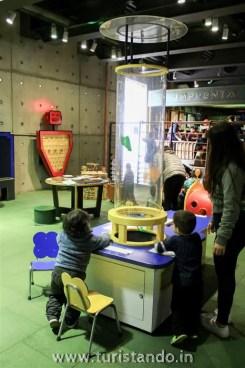 %name Viajando com crianças: Conhecendo o Museu Interativo Mirador (MIM) em Santiago