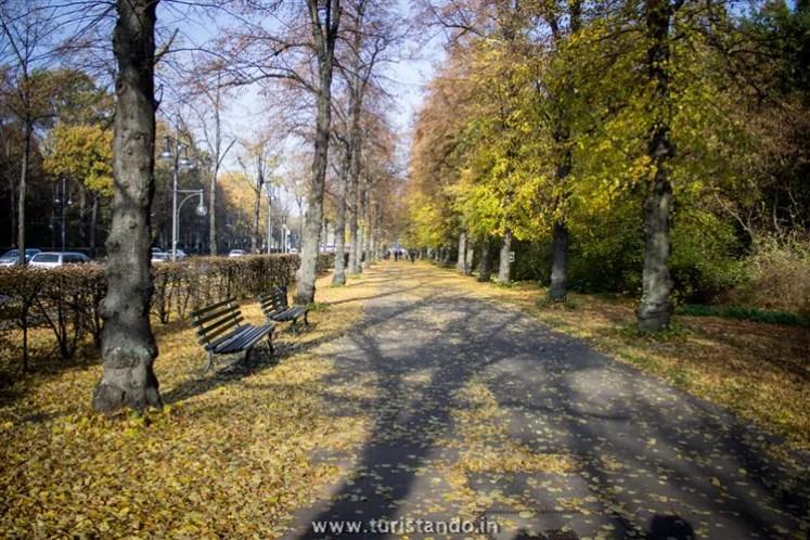 8on8 Turistandoin Tiergarten Berlim outono inverno 002 [8 ON 8] O Tiergarten Berlim no outono e inverno