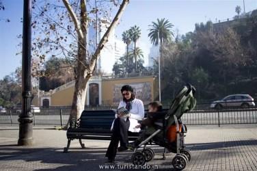Turistando.in Chile Cerro Santa Lucia Santiago 11 julho 2017 12h16 003 376x250 Super guia Chile: O que fazer de graça em Santiago