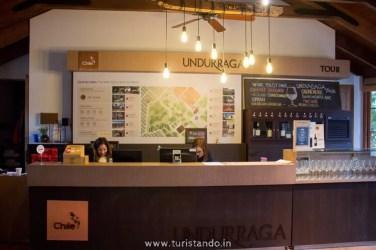Turistando.in Chile Vina Undurraga Santiago 053 376x250 Tour degustação na Vinícola Undurraga em Santiago por conta própria