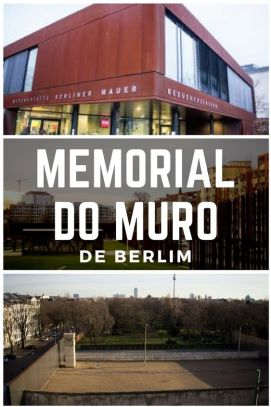 2570ee73440469568fe9f5ef2228885f Memorial do Muro de Berlim na Bernauer Straße (Gedenkstätte Berliner Mauer)