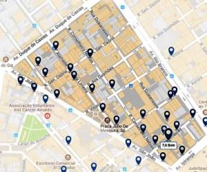 onde ficar em sao paulo timbiras 300x250 Quais os melhores lugares e ruas para se hospedar no centro de São Paulo