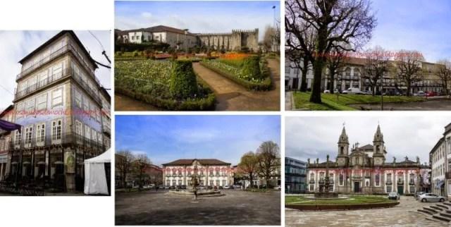 Um giro por Braga 1 Um dia na cidade de Braga em Portugal