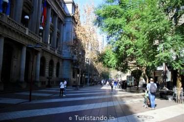 Chile O que fazer em Santiago Turistando.in 02 376x250 Super guia Chile: O que fazer de graça em Santiago