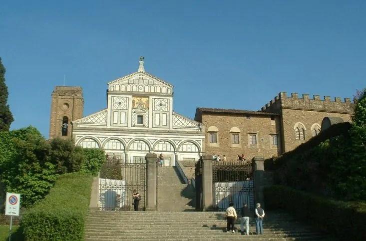 SanMiniatoalMontenew e1532352968516 As igrejas de Florença que você tem que conhecer