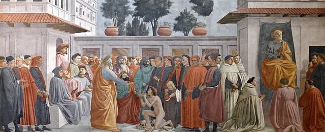 igrejas de Florença capela Brancacci As igrejas de Florença que você tem que conhecer