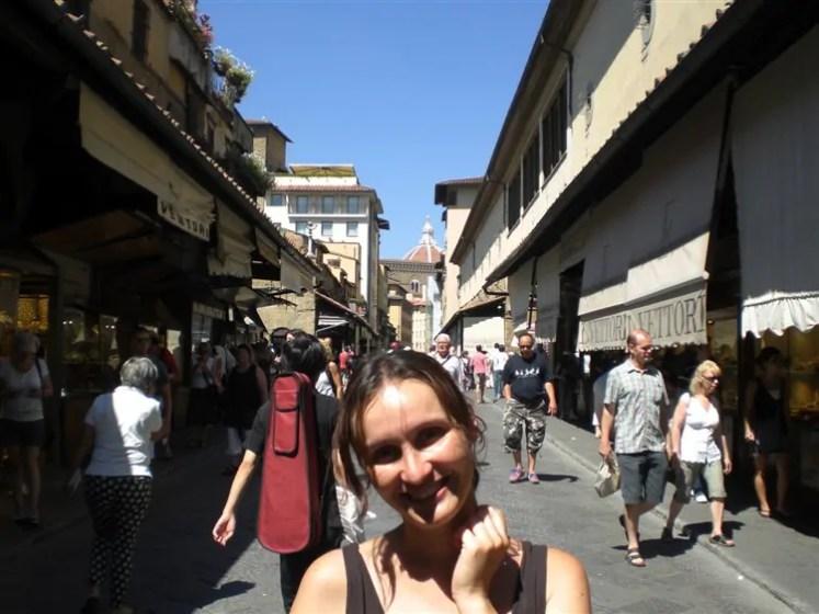 Firenze 23giu08 39 As mais lindas pontes da Europa que atravessei