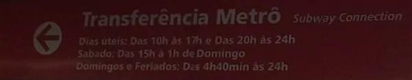 como pegar o trem do Aeroporto de Guarulhos 8 Como pegar o trem para o Aeroporto de Guarulhos (opção até o Brás)