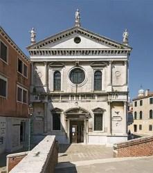 San Sebastiano Venice Facade 221x250 33 atrações em Veneza (Roteiro sequencial com mapa)