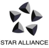como viajar com milhas star alliance