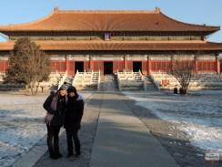 Tumbas da dinástia Ming visitadas no caminho para a Grande Muralha